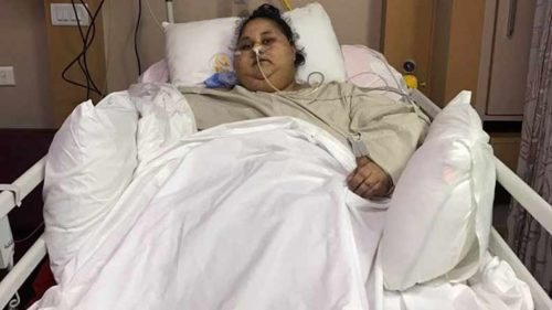 World's 'heaviest' woman Eman Ahmed Abd El Aty passes away at 37 in Abu Dhabi