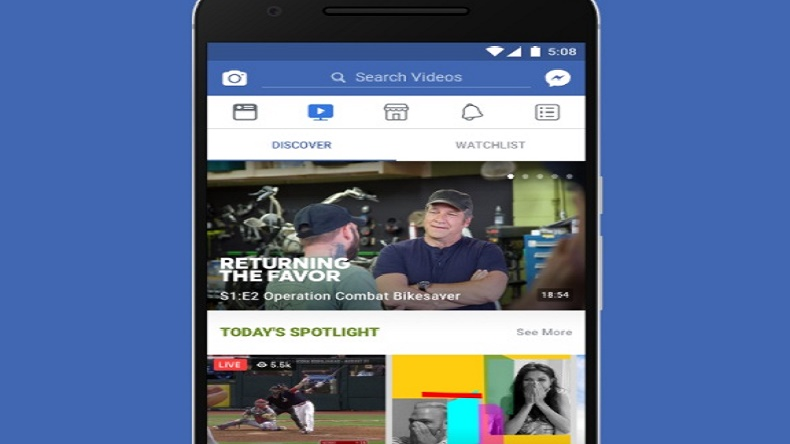 Facebook rolls out videos to Watch in US