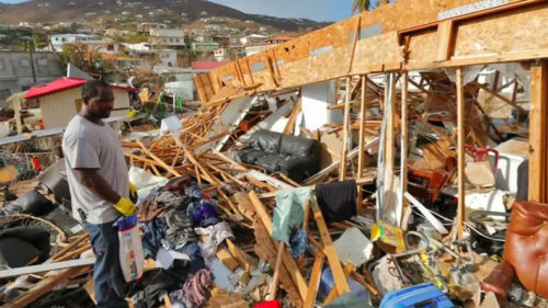 Hurricane Maria kills over 15 in Dominica Island