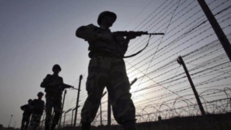 K militant killed, jawan injured along India-Myanmar border