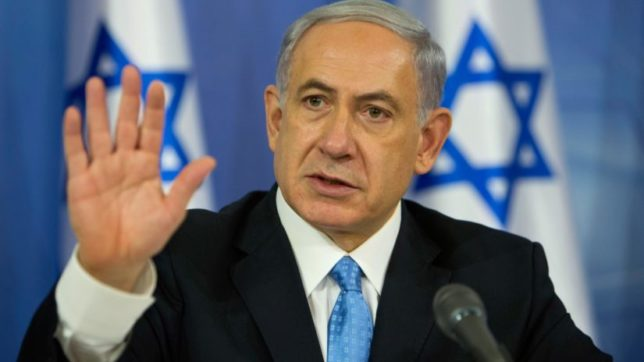 Israeli PM Benjamin Netanyahu asks Red Cross to help bring back Israeli civilians