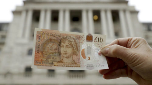 Jane Austen banknote goes into circulation in Britain