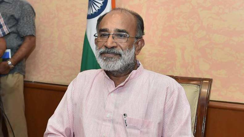 Alphons' multiple beef platters: one for Kerala, the other for India