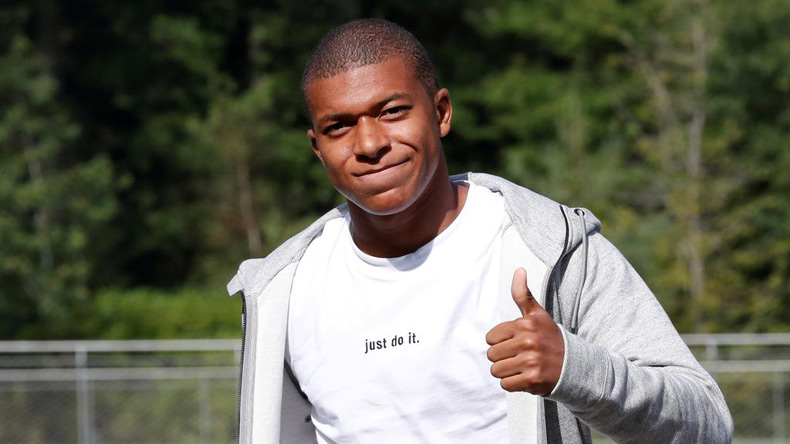 Kylian Mbappe opens up about Arsenal and Arsene Wenger