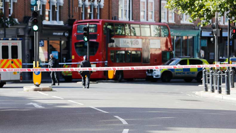 London Tube bombing: Manhunt on, threat level at 'critical'