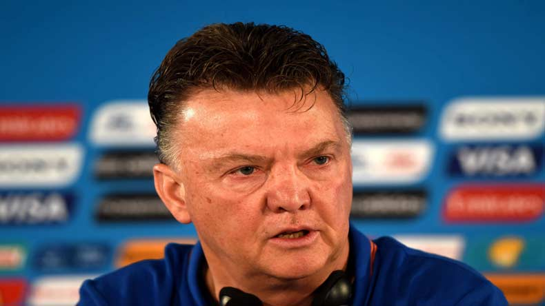Louis Van Gaal reveals he was under enormous pressure in his last term at Man Utd
