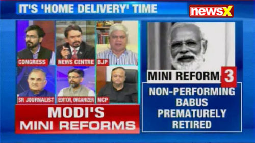 Nation At 9: Cabinet reshuffle — Will PM Modi's new team deliver on 'New India' vision?