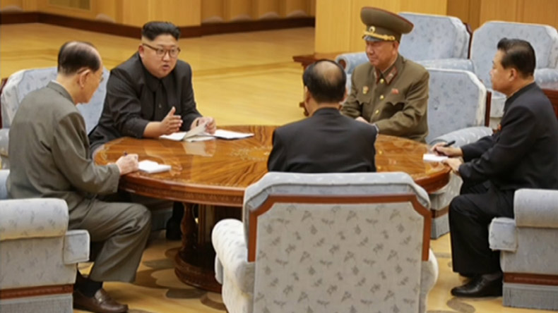 'Powerful' response to sanctions promised by North Korea