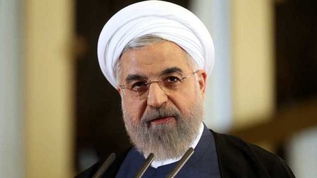 Iran President Rouhani vows to never breach nuke deal