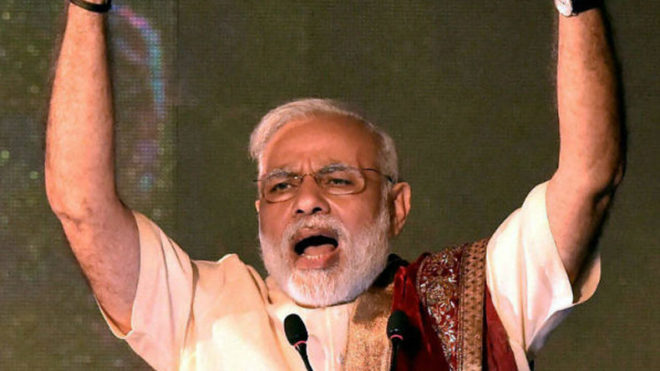 Dussehra 2017: PM Modi wishes nation, to attend celebrations at Red Fort