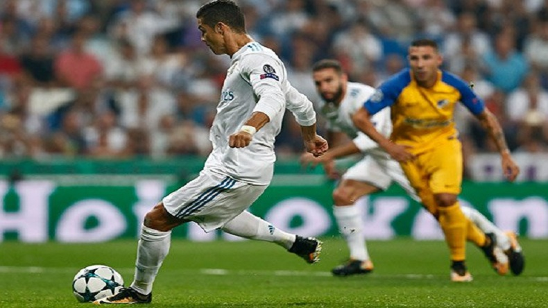 Champions League: Cristiano sparks Real Madrid; Man City pummel Feyenoord