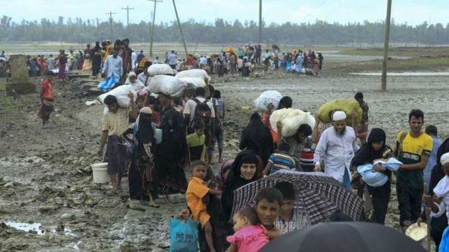 Al Qaeda urges 'punishment' for Myanmar over Rohingyas' fate