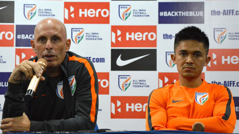 Satisfied with win against Macau, says India football coach Stephen Constantine