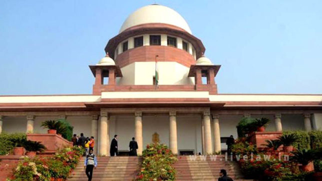 SC seeks details of verification into manifold increase in some lawmakers' assets