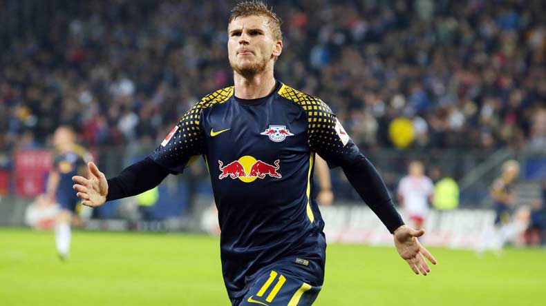 Real Madrid plotting move for Liverpool target Werner
