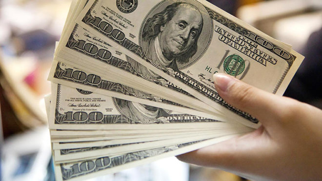 US dollar surges after Fed policy statement