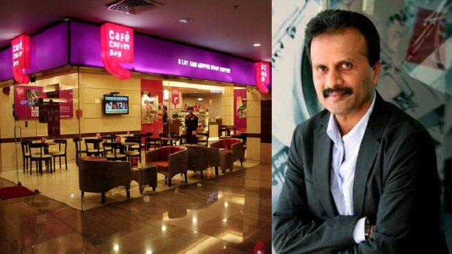 Cafe Coffee Day's shares suffer as IT raids dig Rs 650 crore concealed income