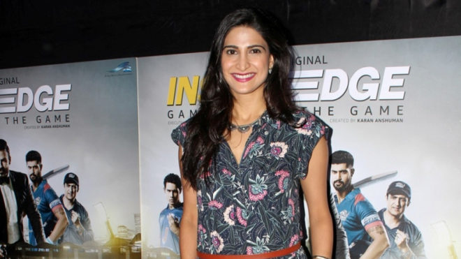 Naseeruddin Shah plays huge role in my career: Aahana Kumra