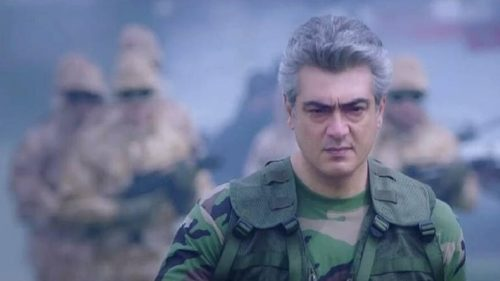 Ajith Kumar's 'Vivegam' breaks 'Baahubali's' record at Chennai Box Office