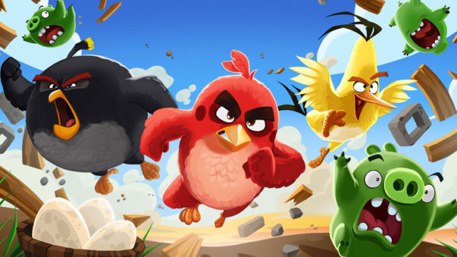 Angry Birds producer plans IPO