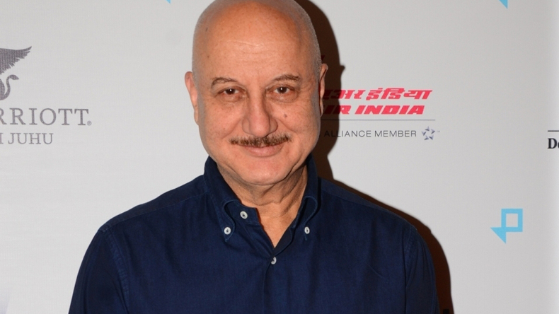 Teachers in any form are actual heroes: Anupam Kher
