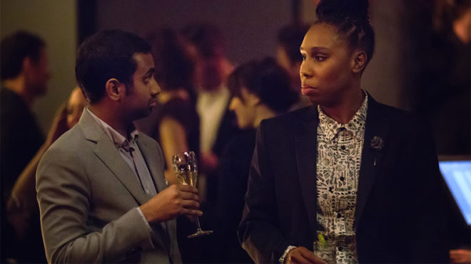 Aziz Ansari, Lena Waithe win Emmy 2017 for coming out story