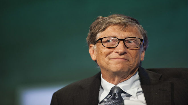 Microsoft co-founder Bill Gates switches to Android smartphone