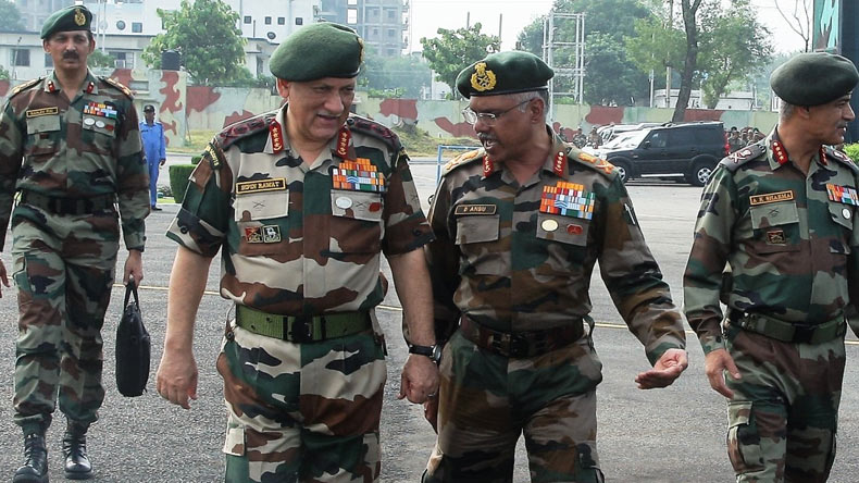India must be prepared for two-front war: Army Chief Bipin Rawat