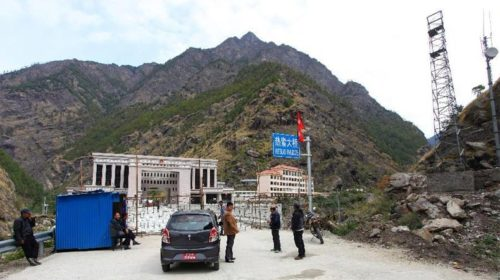 'Upgraded China-Nepal border point to boost trade and tourism'