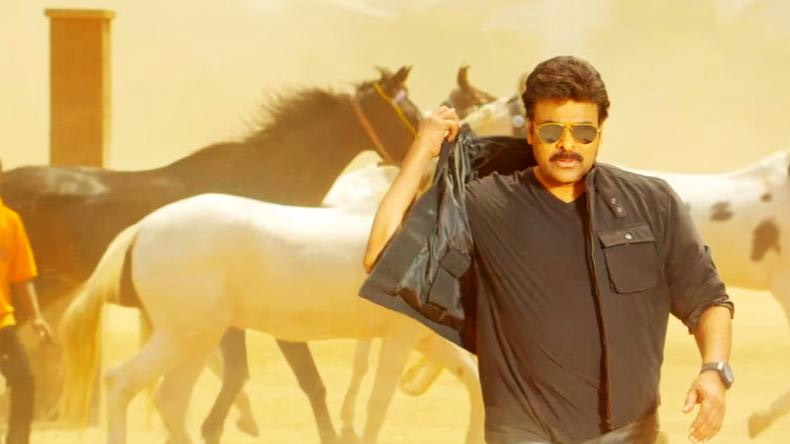 Megastar Chiranjeevi extends support to 'Rally For Rivers'