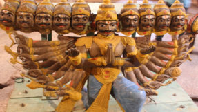Dashanan temple — A place where demon king Ravana is worshipped on Dussehra