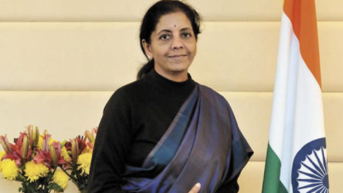 Nirmala Sitharaman becomes 1st full time woman Defence Minister of India