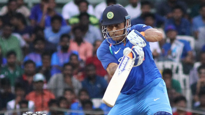 At 36, Mahendra Singh Dhoni still going strong