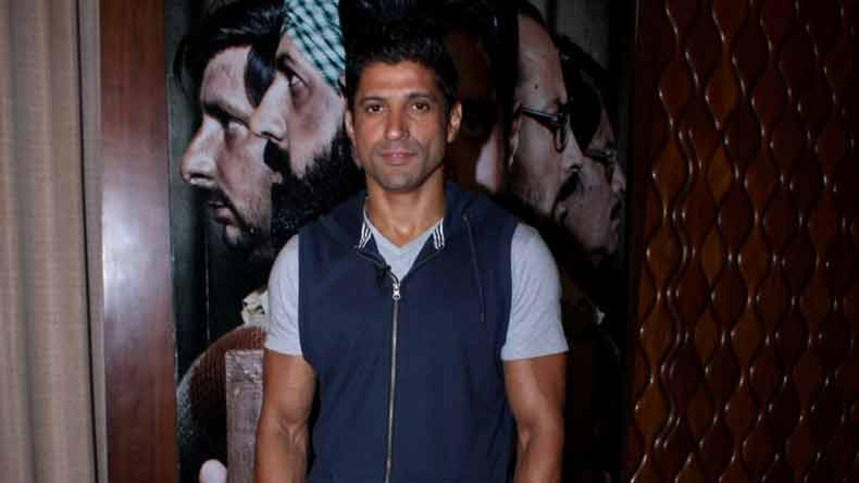 Environment at Yerwada Central Jail is very disciplined, says Farhan Akhtar