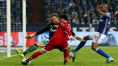 In pictures: Bayern Munich and FC Augsburg win their respective Bundesliga clashes