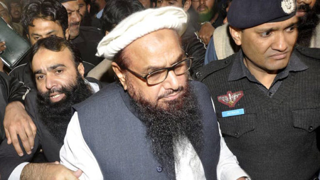 Pakistan government tightens noose on Hafiz Saeed, extends house arrest