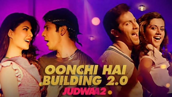 'Judwaa 2' songs set the party tone this festive season