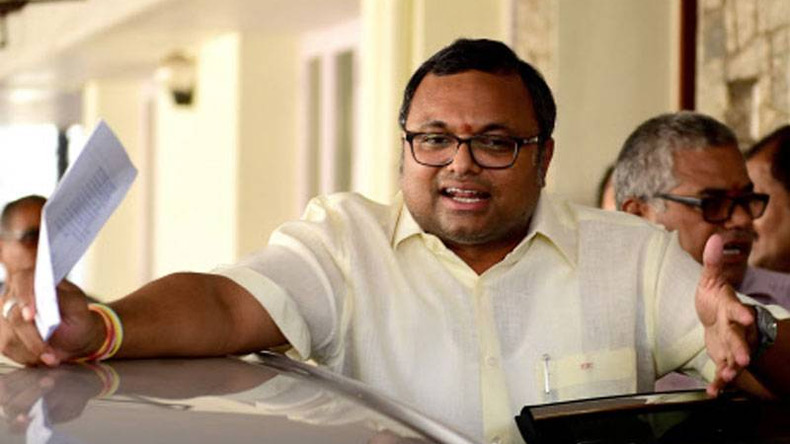 Let Centre show overseas assets and seize them, Karti Chidambaram tells SC