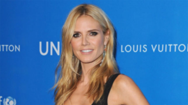 My boys are very sexy: Heidi Klum