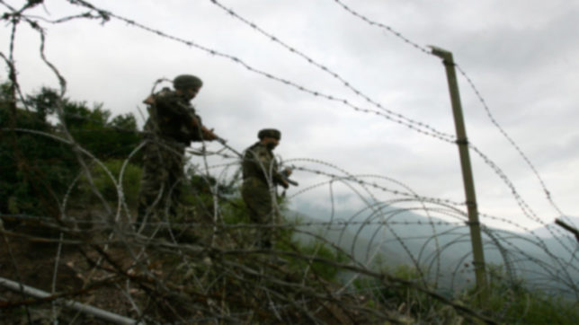 We are passing through war times without war: Border residents