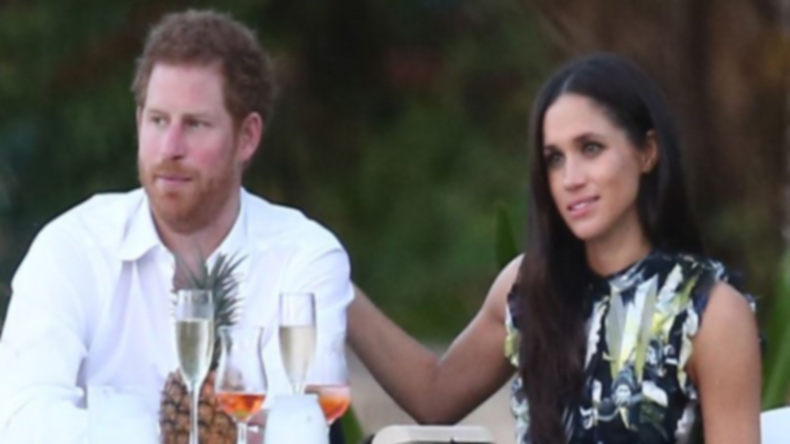 We're in love: Meghan Markle on dating Prince Harry