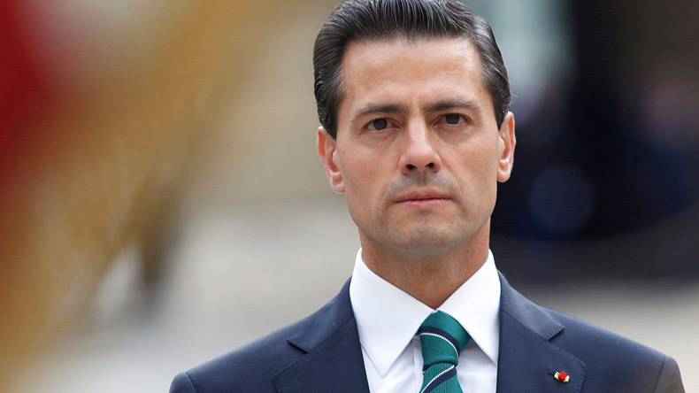 Mexico to defend dignity in ties with US, says President Nieto
