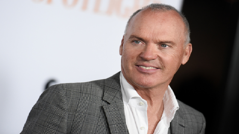 Weather has taken toll on Michael Keaton's skin