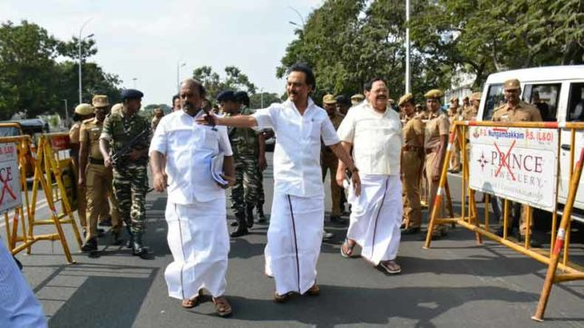 DMK will not come to power through back door: MK Stalin