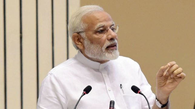 Modi calls for new cooperatives in different sectors