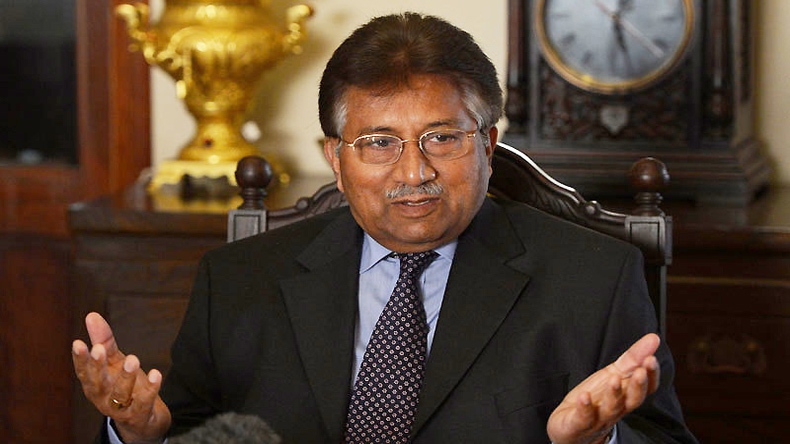 Pervez Musharraf to face trial in Bhutto murder case