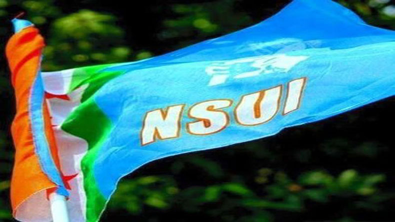 NSUI demands recounting of Joint Secretary post result, may move court