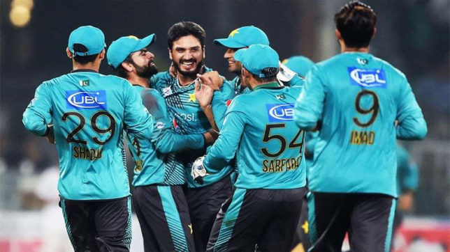 Pakistan beat World XI in 3rd match to seal Independence Cup