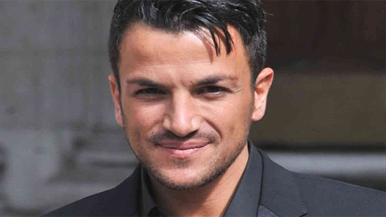 Peter Andre's children consider his wife as 'big sister'