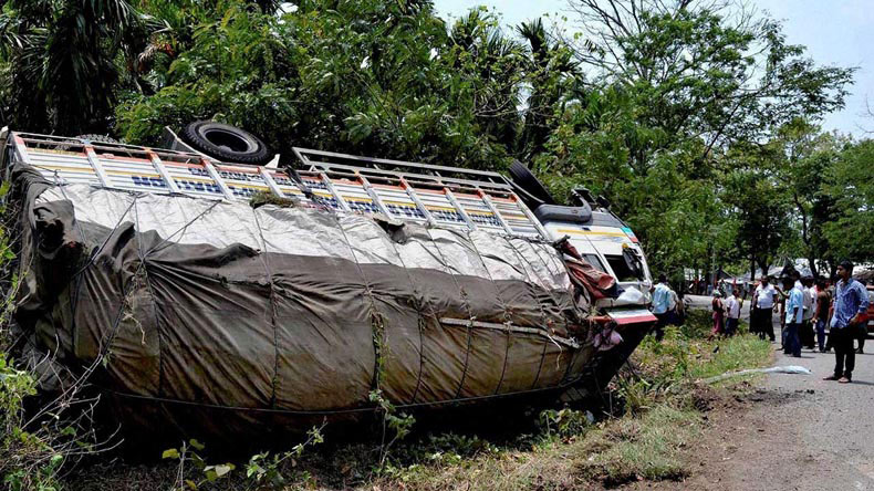 4 killed in Madhya Pradesh road accident